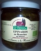 Epinards - Produit