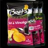 Chips Bret's saveur Sel & Vinaigre (2+1 gratuit) - Produit