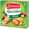 Brossard - 10 mini cakes aux fruits - Product