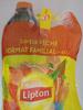 Lipton Ice Tea saveur pêche format familial 4 x 2 L - Producto