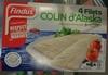 4 Filets de Colin d'Alaska - Produit