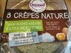 Crêpes Natures sans sucre ajouté x8 - Prodotto