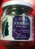 Caviar d'Aubergine à ma façon - Produit