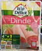Délice de Dinde - Product