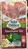 Saucisson Sec pur boeuf (10+2 gratuites) - Product