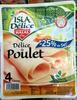 Délice de Poulet -25% de sel - Produkt