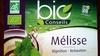 Infusion Mélisse (Digestion, Relaxation) - Bio Conseils - Produit