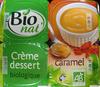 Crème dessert caramel Bio - Produit