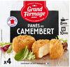 Panés au Camembert - Produit
