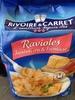 Raviolis jambon cru et fromage - Product