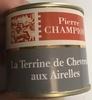Terrine de chevreuil aux airelles - Produit