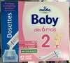 Dosettes Baby 2 - Product