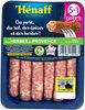 Saucisses fraîches aux herbes de Provence - Product