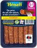 Saucisses aux épices chorizo doux - Produit
