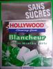 Hollywood Blancheur parfum Menthe Verte - Product