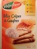 Mix Crêpes & Gaufres - Produkt