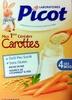 Mes 1ères Céréales Carottes - Prodotto