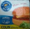 Burger de la mer - Colin d'alaska - Prodotto