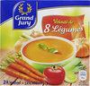 Velouté de 8 légumes - Produit