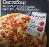 Pizza Cuite sur Pierre (Bolognese) - Product