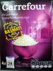 Riz parfumé Basmati Carrefour - Produit