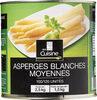 Asperges blanches - Produit