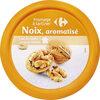 Fromage à tartiner Noix, aromatisé - Produit