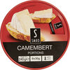 Camembert portions - Produit
