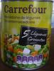 Macédoine de légumes (5 Légumes) - Product