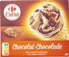 Chocolat avec sauce au chocolat - Product