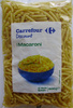 Macaroni - Pâtes alimentaires au blé dur de qualité supérieure - Product