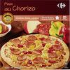 Pizza Vesuvio cuite au feu de bois - Produit