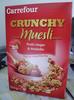 Crunchy Muesli Fruits rouges & Amandes - Produit