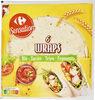 6 Wraps - Produit