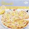 Pizza pâte fine Hawaï - Producto