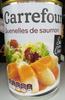 Quenelles de saumon sauce saveur crevette - Produit