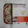 Quattro Formaggi (Mozzarella, Emmental, Provolone, Fromage bleu) - Produit
