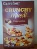 Crunchy Muesli Cappucino - Product