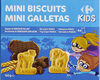 Mini biscuits - Producto
