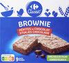 BROWNIE Pépites de chocolat - Product