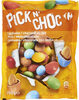 Pick n' choc - Produit