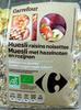 Muesli raisins noisettes Bio - Product