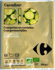 Courgettes - Product