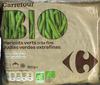 Judías verdes redondas troceadas congeladas ecológicas - Product