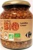 Lentilles Bio - Producto