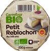 Petit reblochon au lait cru Bio - Product