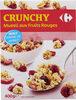 CRUNCHY Muesli aux Fruits Rouges - Produit