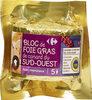 Bloc de Foie Gras de Canard du Sud-Ouest - Product