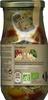 """Brotes de judía mungo en conserva ecológicas """"Carrefour Bio"""" A los tres pimientos - Producto"""