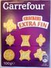 Crackers extra fin - Produit